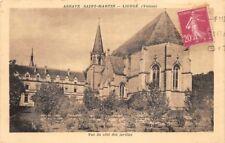 Abbaye Saint-Martin  - Ligugé - Vue du côté des jardins -
