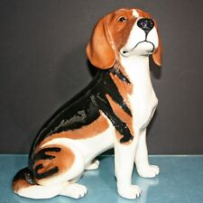 Beswick Vintage Fireside Beagle #2300 Large 13 inch Figurine