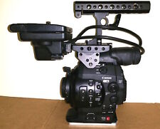 Canon EOS C300 Cinema Super-35mm HD Camcorder Body 1079 Hour with PL Lens Mount