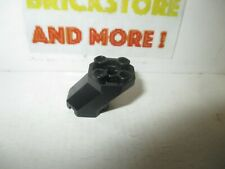1x slope pente 2x1 9 Large 3 Small Black Buttons Pattern 3040p32 Gray Lego