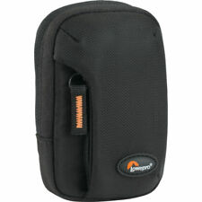 NEW Lowepro TAHOE 10 Compact Digital Camera Padded Carry Case - Black, Phone MP3