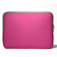 "PINK Zipper Sleeve Bag Case Cover for All Laptop 13"" Macbook / Pro / Air"