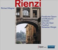 Rienzi, New Music