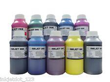 10x250ml pigment refill ink for Canon PGI-9 Pixma Pro 9500/mark II Wide-format