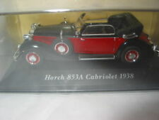 IXO HORCH 853A CABRIOLET DE 1938 SCALE  1/43