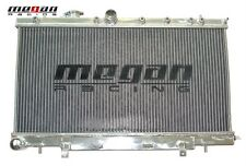 Megan high performance aluminum radiator Fits Impreza WRX STI 02-07 Manual