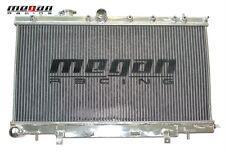 Megan Racing high performance aluminum radiator Impreza WRX STI 02-07 Manual