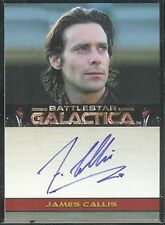 Battlestar Galactica Season 3 Auto James Callis