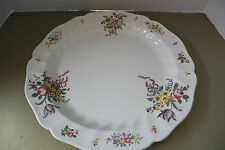 "ROYAL DOULTON OLD LEEDS SPRAY # 6203 DINNER PLATE 10 1/2""  1912-1956"
