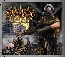 Devastation - Dispensible Bloodshed 3 CD Box set 80s