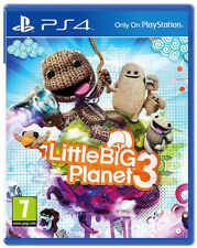 Little Big Planet 3 ~ PS4 (en très bon état)
