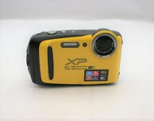 Fujifilm - FinePix XP130 16.4-Megapixel Digital Camera - Yellow