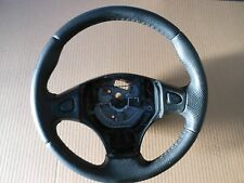 Austin Morris Rover Mini Cooper, MGF 1996-2000 BLACK LEATHER AIR BAG TYPE