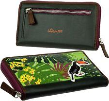 Chiemsee Mujer Cartera Cuero Multicolor Monedero monedero cartera