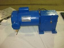 Standard Cast Iron C-Face Speed Reducer, Single Output.