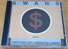 SWANS Cop/Young God · Greed/Holy Money USA Cat# THI57059.2