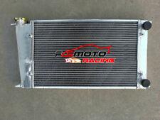 3 ROW Aluminum Radiator For VW GOLF MK1 Jetta SCIROCCO GTI SPEC 1.6 1975-1981 MT