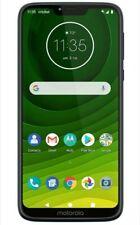 Motorola G7 Supra - 32GB - Cricket Wireless Marine Blue