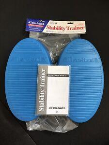 Thera-Band Theraband Stability Balance Trainer, 2 Blue Pads