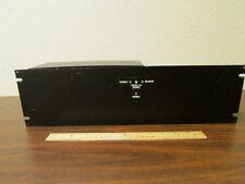 Test Equipment Power Amplifiers