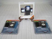 Griffin Immerse Ipod Nano Armband and 2 Sets of Covers Genuine Leather