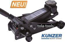 NEU: KUNZER WK 1031 - Rangier-Wagenheber 3t. - ideal für Werkstatt und Hobby