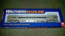 Walthers HO Scale 85' Budd Santa Fe Small Window Coach NIB