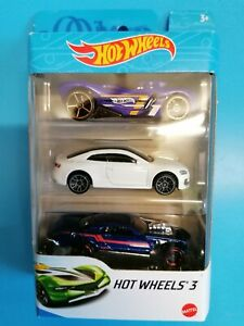 Hot Wheels 2020 multi 3 pack 16 Angels , Audi R5 Project speeder, exclusiv MOC