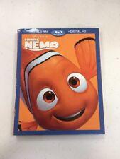 Finding Nemo (Blu-Ray + Digital Copy, 2003) BRAND NEW SEALED L@@K