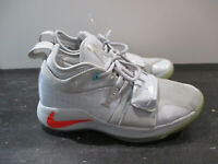 Nike Paul George PG 2.5 Playstation Shoes Youth 5.5 GS Gray Sneakers Kids Boys