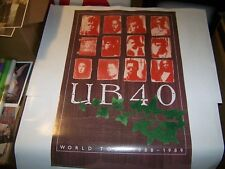 Ub 40 Poster 23X35