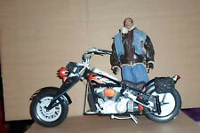 21st century  Beech & Crossroads Motorcycle & Figure 1/6 scale