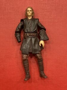 Star Wars Figurine Anakin Skywalker Maitre Jedi Rots