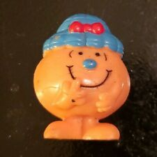 Mr. Men and Little Miss - Little Miss Lucky - Vintage 1984 Arby's Toy