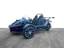 Wild Dark Knight Electric  Go Cart Scooter 35 MPH and 35 Mile Range LOCAL PICKUP