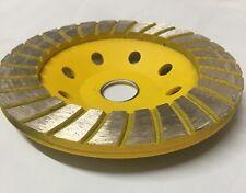 "5"" Diamond GRINDING WHEEL125mm  x 20, 22.2mm Cup GRINDER DISC"