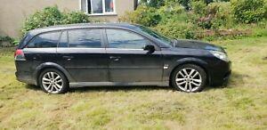 Breaking Vauxhall Vectra 1.9 Cdti Estate Black 2007 (wheel nut only)