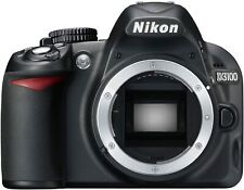 Nikon D3100 SLR-Digitalkamera (14 Megapixel, Live View, Full-HD-Videofunktion) G