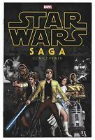 Star Wars Saga #1 2019 Unread Cassaday Cover Marvel Comics Primer Jess Harrold
