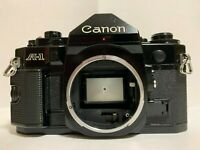 """EXC++++"" Canon A-1 35mm SLR Film Camera Body Only From Japan A35"