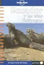 Lonely Planet Ecuador & Galapagos (Lonely Planet Travel Guides)-ExLibrary