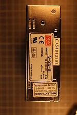 Schaltnetzteil Meanwell S-25-5 +5Volt 5Amp. neu