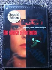 SILENCE OF THE LAMBS - CRITERION COLLECTION - Region 1 USA/CANADA - DVD