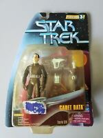 Vintage 1997 Star Trek Cadet Data Serialized Wrap Factor Series 3 Playmates Toys