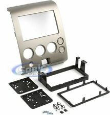 Metra 95-7406 Double DIN Install Dash Kit for 2004-07 Nissan Titan & Armada