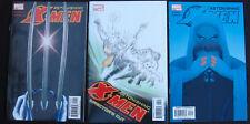 ASTONISHING X-MEN Lot 1 1C 2 - 1st Ord of Breakworld & Dr. Rao (Marvel) 9.4 NM