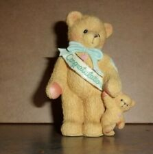 "Cherished Teddies Collectible Figurine - ""This Calls for a Celebration"" - Gruc"