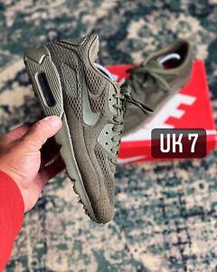 Nike Air Max 90 Ultra Br Medium Olive Uk 7