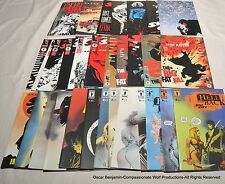Sin City! Massive Comic Book Lot Of 31 Issues! 10 Different Titles! Sale Price!