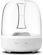 Bluetooth Home Speaker System Rich Hi-Fi Sound Remote App White Harman Kardon